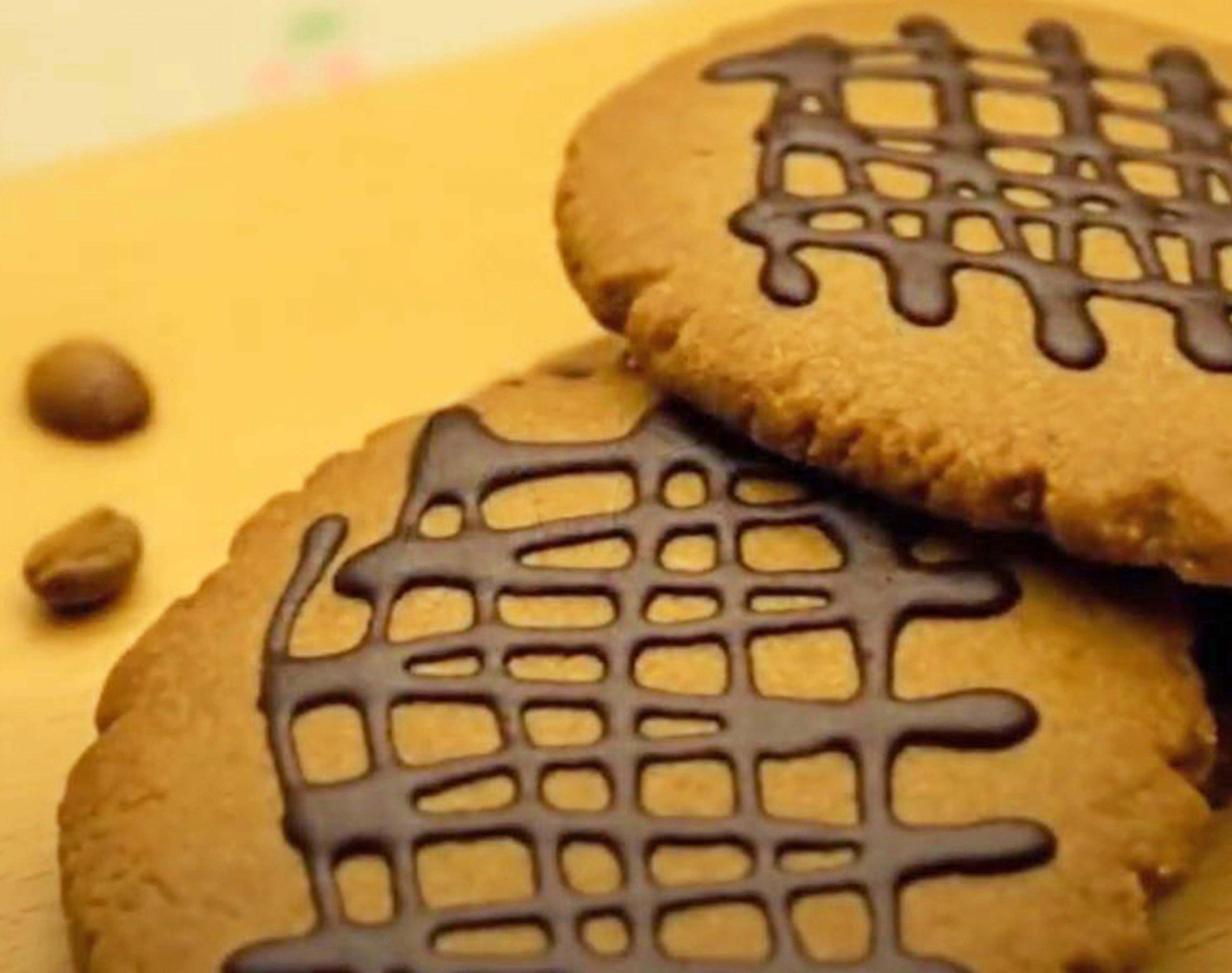 biskut cappucino